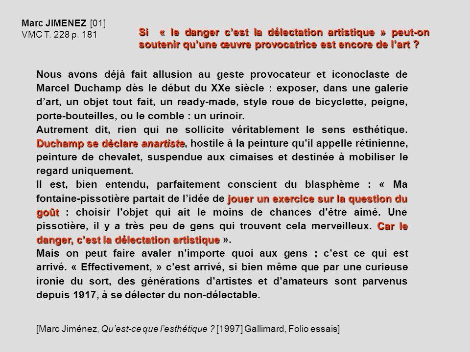 Marc JIMENEZ [01]VMC T. 228 p. 181.